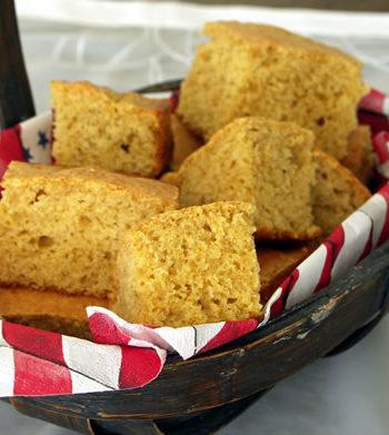 USA-Rezept für Corn Bread - Maisbrot