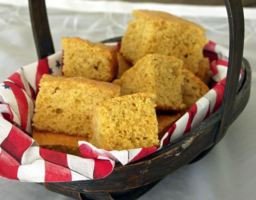 Cornbread- oder Cornmuffin-Mix