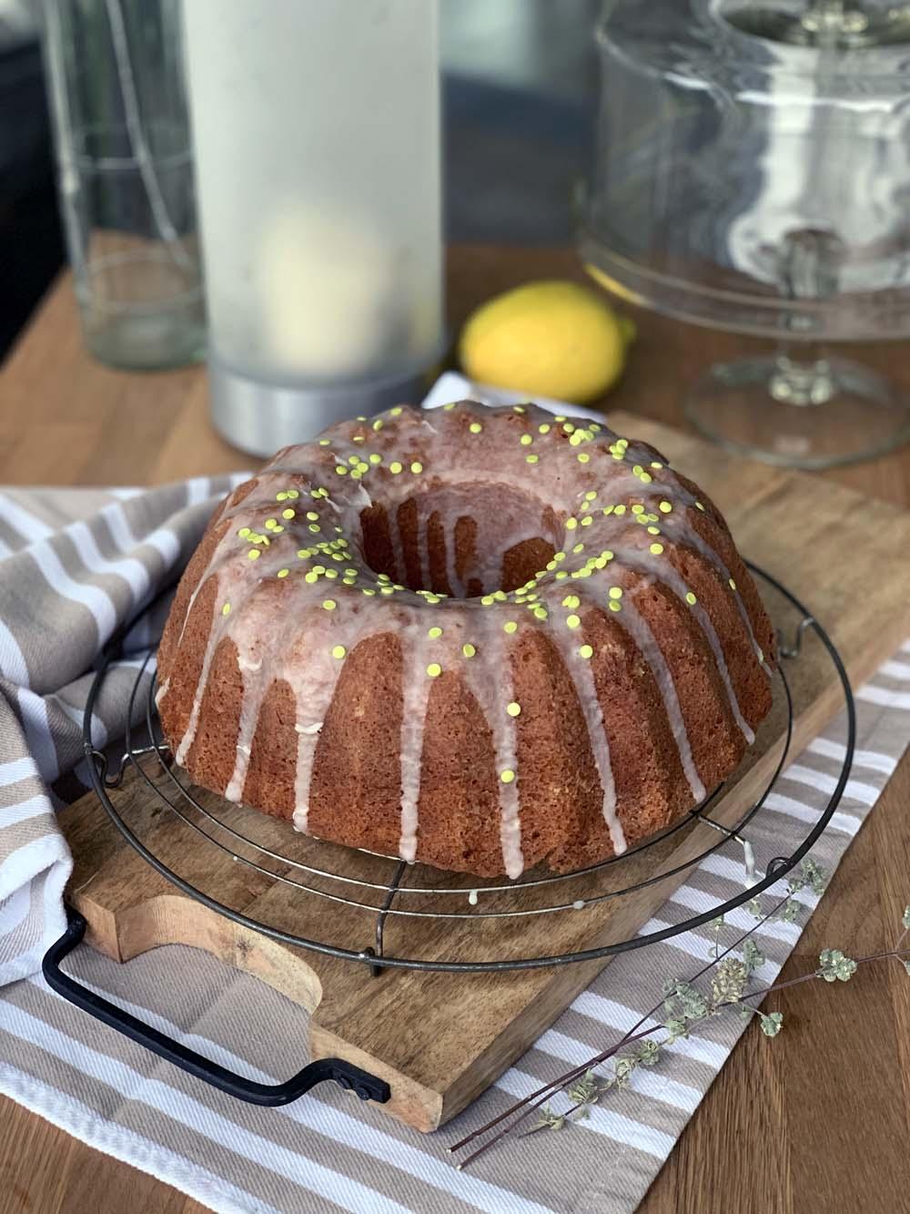Zuckerguss für Kuchen