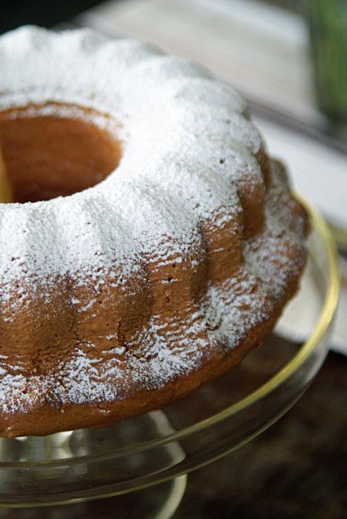 Coffee Pound Cake (Rührkuchen mit Kaffee)
