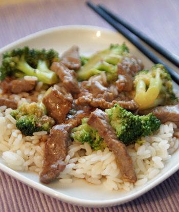Rezept für Beef Broccoli