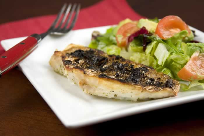 Blackened Fish (geschwärzter Cajun-Fisch)