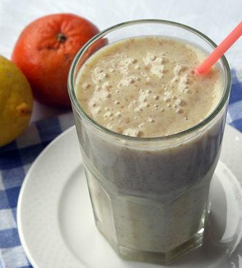 Breakfast Smoothie / Frühstücksdrink