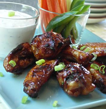 Chinese Chicken Wings - Hühnerflügelchen