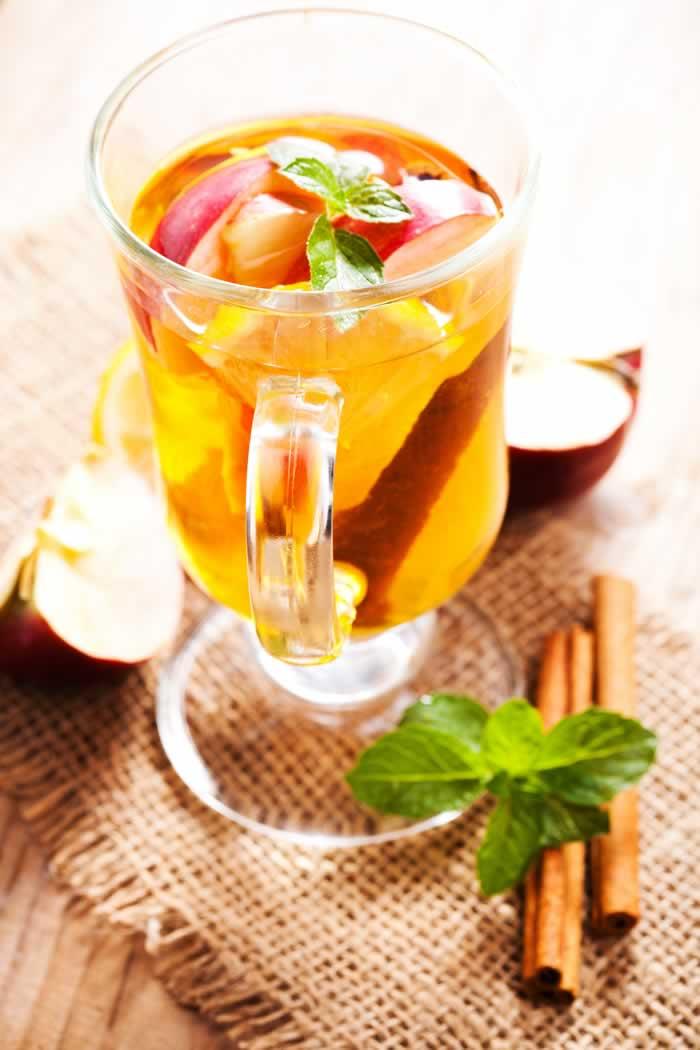 Mulled Cider (gewürzter Cider)