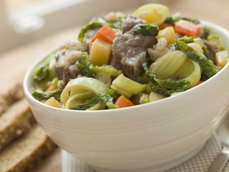 Traditional Irish Stew (Lammtopf)