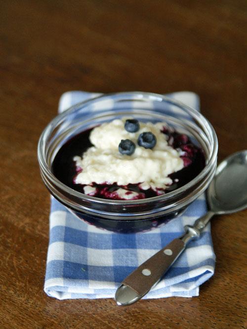 USA-Rezept für Tapioka Pudding