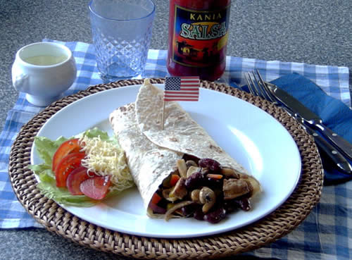 Mexican Wraps