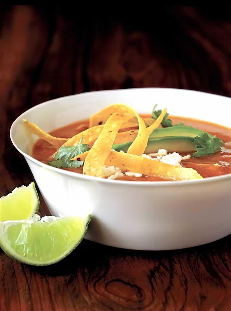 Taco Soup (Taco-Suppe)