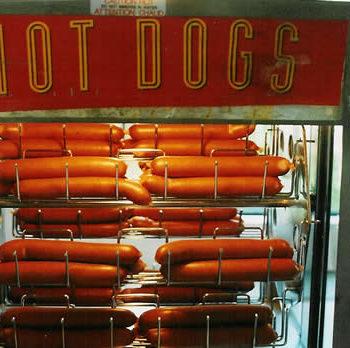 Hot Dogs für viele Gäste