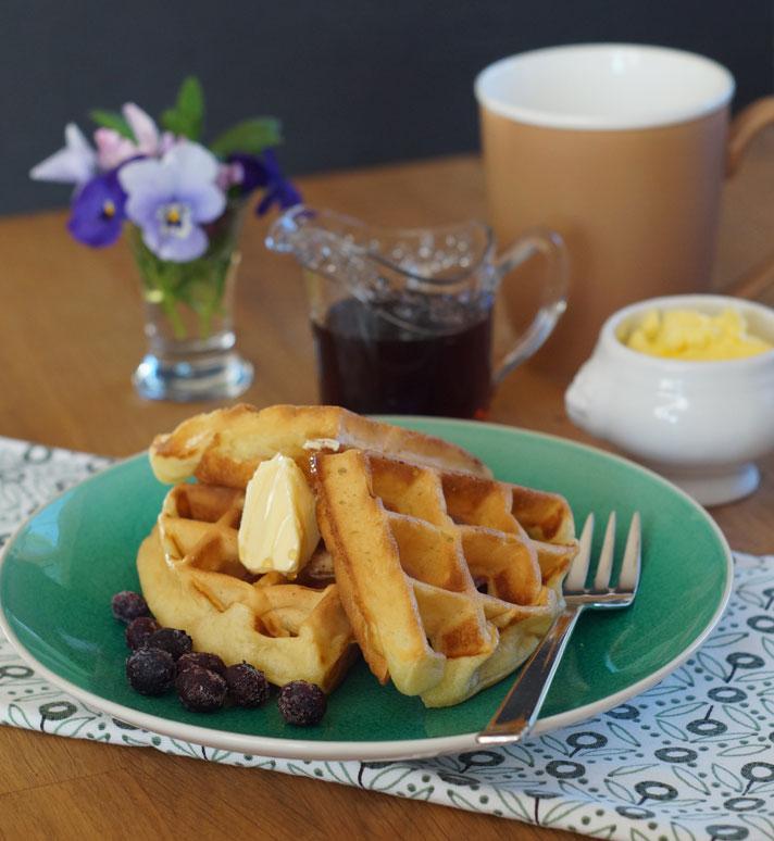 Original Waffle House Waffles (Waffeln)