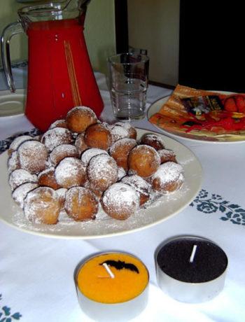 Drop Donuts - fritierte Donutbällchen