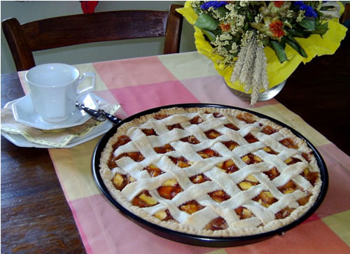 Berry-Cherry-Pie (Beeren-Kirsch-Kuchen)