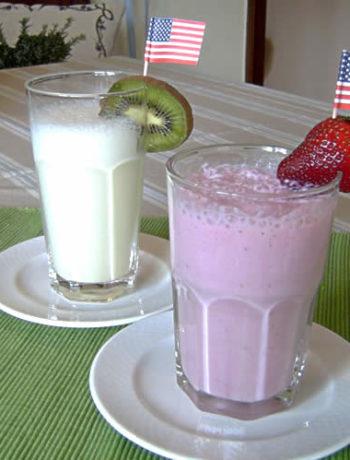 Grundrezept für Milkshake