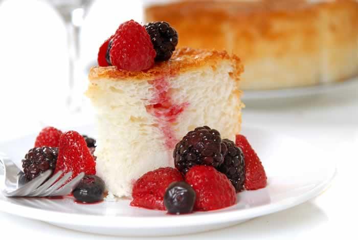 Angel Food Cake (Baiserkuchen)