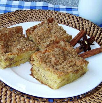 Rezept für Jewish Coffee Cake - Kaffeekuchen