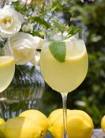 Selbst gemachte Limonade