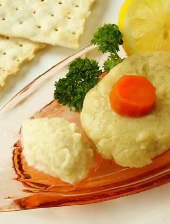 Gefilte Fish - jüdische Küche aus den USA