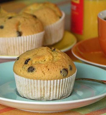 USA-Rezept für Chocolate Chip Muffins