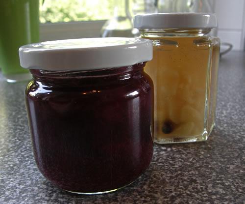 Spiced Pear Jam (Birnenkonfitüre)