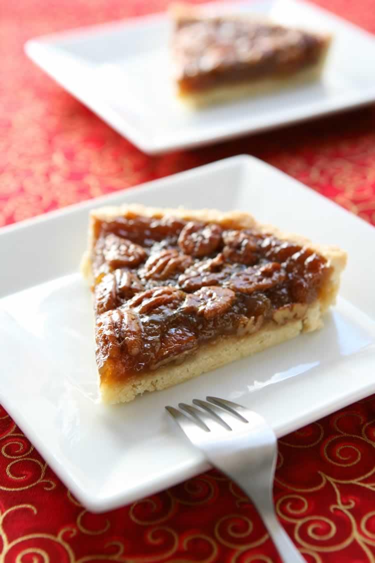 Pecan-Pie (Nuss-Pie)