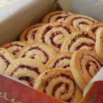 Rezept für Cranberry Nut Swirls