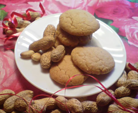 Peanut Butter Sandies - USA kulinarisch