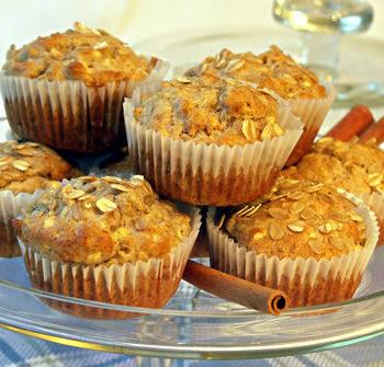 Rezept für Apple Muffins - Apfelmuffins