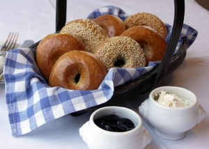 Bagel – Grundrezept
