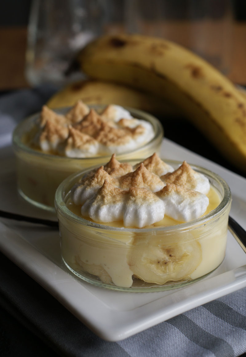Alabama Banana Pudding (warmer Bananen-Pudding)
