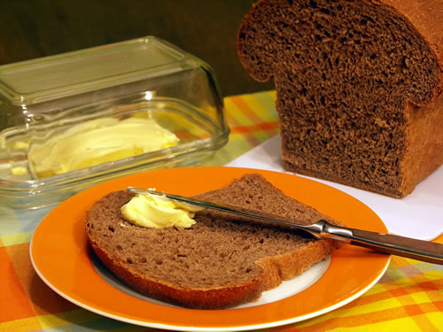 Outback Honey Wheat Bread (dunkles Weizenbrot)