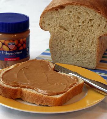 Rezept für Buttermilk Bread - Buttermilchbrot