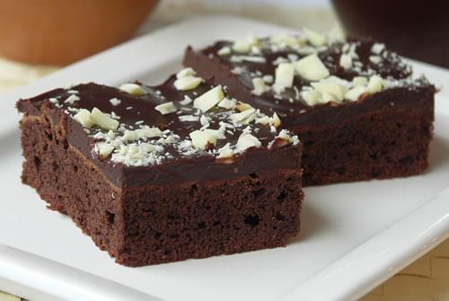 Rezept für Death by Chocolate - Schokoladenkuchen