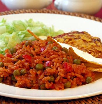 Mexican Rice - TexmexBeilage