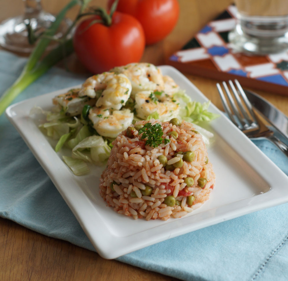 USA Rezept für Mexican Rice - Mexikanischer Reis