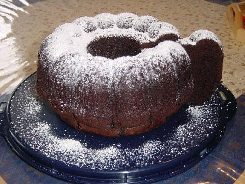 double chocolate bundt cake schoko r hrkuchen usa kulinarisch. Black Bedroom Furniture Sets. Home Design Ideas