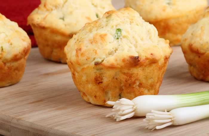 Ham Muffins / pikante Muffins