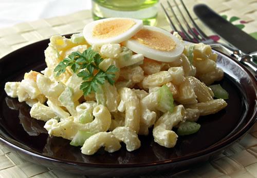 USA-rezept für Maccaroni Salad - Nudelsalat