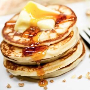 Pancakes (Pfannkuchen)