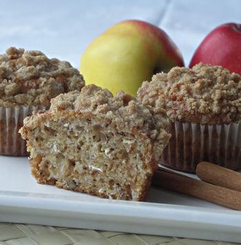 USA-Rezept für Streusel Muffins