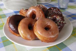 Hefe-Donuts (Doughnuts)