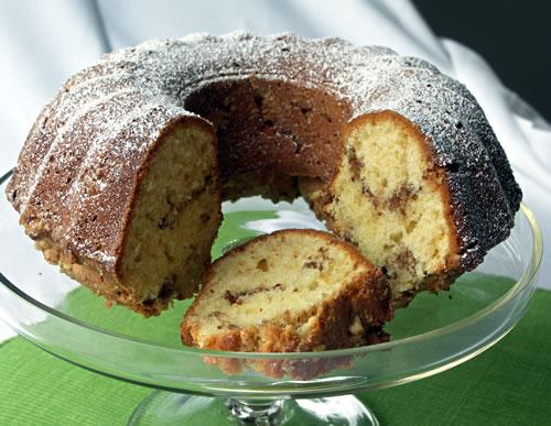 Coffeecake - Kuchen zum Kaffee
