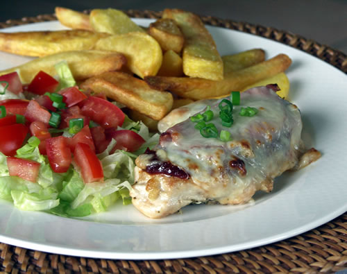 Rezept für Smoky Mountain Chicken