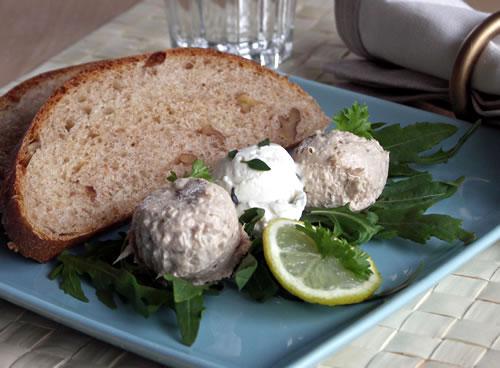Tuna Mousse (Tunfisch-Creme)
