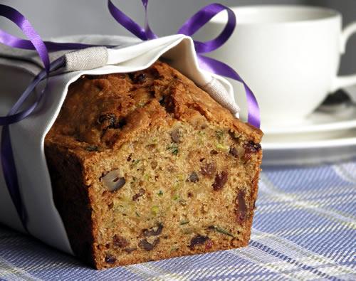 ZUcchini Bread - Quick Bread aus den USA