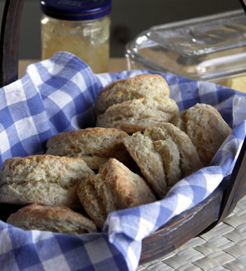 USA-Rezept für Biscuits nach Art von Granny Hunt