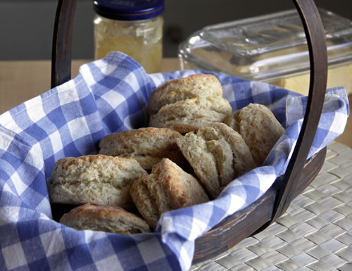 Biscuits nach Art von Granny Hunt