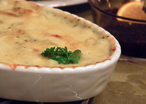 Creamed Onion / Zwiebeln in Sahnesauce