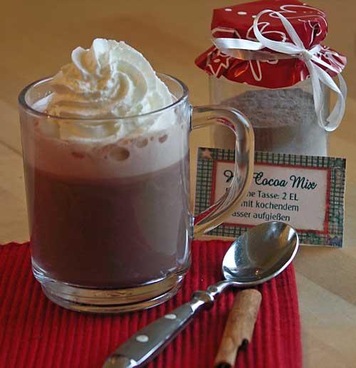 Hot Cocoa Mix (Kakao-Mix)