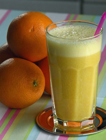 Copycat Rezept Orange Julius